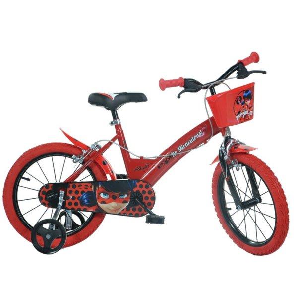 Детско колело Miraculous - 16''